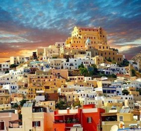 Good News: Η... μαγευτική Σύρος υποψήφια Πολιτιστική Πρωτεύουσα της Ευρώπης για το 2021! - Κυρίως Φωτογραφία - Gallery - Video