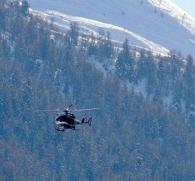 Νεκροί 6 έμπειροι σκιέρ στις Άλπεις - Του πλάκωσε χιονοστιβάδα! - Κυρίως Φωτογραφία - Gallery - Video