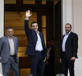 Τι περιλαμβάνει η συμφωνία ΣΥΡΙΖΑ - ΑΝΕΛ για κυβέρνηση συνεργασίας - Υπουργός Εθνικής Άμυνας ο Πάνος Καμμένος! - Κυρίως Φωτογραφία - Gallery - Video
