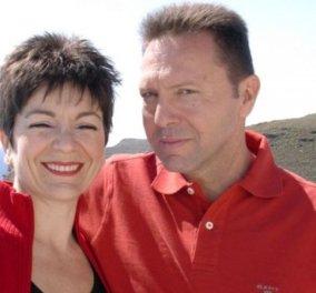 Θύμα τροχαίου η Λίνα Νικολοπούλου σύζυγος του Γιάννη Στουρνάρα! - Κυρίως Φωτογραφία - Gallery - Video