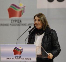 Τ. Χριστοδουλοπούλου: «Ιθαγένεια στα παιδιά που γεννήθηκαν και μεγάλωσαν στην Ελλάδα» - Κυρίως Φωτογραφία - Gallery - Video