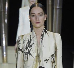 Fashion Week Άνοιξη-Καλοκαίρι 2015: Christian Dior, Elie Saab, Giorgio Armani Prive, Jean Paul Gaultier -  Mας μαγεύουν με τις μοναδικές τους δημιουργίες! (slideshow) - Κυρίως Φωτογραφία - Gallery - Video