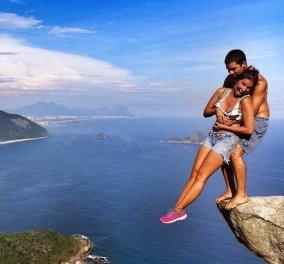Τραγικός θάνατος! Χοροπηδούσε για την πρόταση γάμου και έπεσε στον γκρεμό! (Φωτό) - Κυρίως Φωτογραφία - Gallery - Video