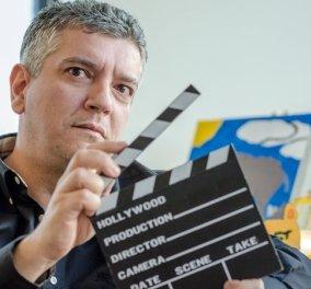 Ο Πολύκαρπος Ζαλώνης, ο διαφημιστής των Jumbo είναι ο δημιουργός των επιτυχημένων σποτς των ΑΝΕΛ - έστειλε τον Καμμένο τρενάκι στην Κυβέρνηση! - Κυρίως Φωτογραφία - Gallery - Video