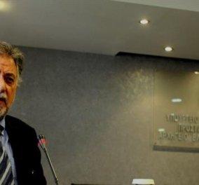 Γ. Πανούσης: ''Αποδεσμεύονται 1.500 ως 2.000 αστυνομικοί από VIP πρόσωπα'' - Κυρίως Φωτογραφία - Gallery - Video