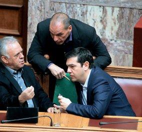 Η Ελλάδα με το... πιστόλι στον κρόταφο - Ο ''πόλεμος'' των 20 ημερών που θα κρίνει την τύχη της χώρας για τα επόμενα χρόνια! - Κυρίως Φωτογραφία - Gallery - Video