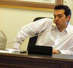 Τηλεφωνική επικοινωνία Τσίπρα - Γιούνκερ στις 3.30 - Πυρετός διαβουλεύσεων ενόψει Eurogroup! - Κυρίως Φωτογραφία - Gallery - Video