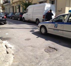 Συνελήφθη και ο δεύτερος δράστης για τη ληστεία στα Πετράλωνα! - Κυρίως Φωτογραφία - Gallery - Video