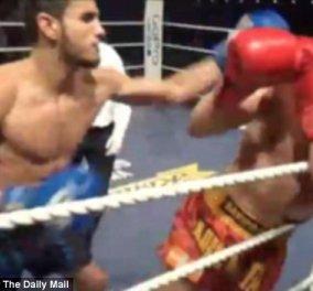 Ο φονιάς της Κοπεγχάγης σε αγώνα kick-boxing - Δείτε το viral βίντεο που κάνει το γύρο του κόσμου! - Κυρίως Φωτογραφία - Gallery - Video