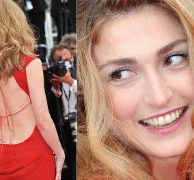 Και το πρόσωπο της ημέρας: η φερόμενη ως ερωμένη του Ολάντ, Ζυλί Γκαγέ-σέξι κι αποκαλυπτική - Κυρίως Φωτογραφία - Gallery - Video