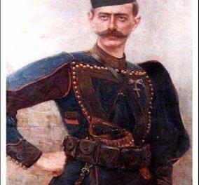 Επειδή οι ήρωες είναι σε εξαφάνιση, διαβάστε για έναν πραγματικό ήρωα, τον μακεδονομάχο Παύλο Μελά-Σκοτώθηκε 13 Οκτωβρίου 1904  - Κυρίως Φωτογραφία - Gallery - Video