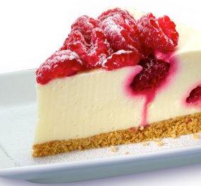 Made in Greece: Το πρώτο Cheesecake στον κόσμο το έφτιαξαν οι Αρχαίοι Έλληνες!  - Κυρίως Φωτογραφία - Gallery - Video