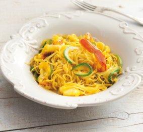 6 εντυπωσιακές συνταγές με κρόκο Κοζάνης - ζυμαρικά, κουνέλι, ακόμη και ρεβίθια με το φίνο «δικό» μας μπαχαρικό! - Κυρίως Φωτογραφία - Gallery - Video