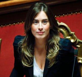 Μa Perche? «Ο Βαρουφάκης δεν είναι ο τύπος μου», λέει η σέξι υπουργός του Ρέντσι! - Κυρίως Φωτογραφία - Gallery - Video