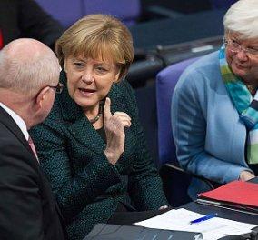 Επιστολή ''φωτιά'' κατά της Μέρκελ από Γερμανίδα πολιτικό: ''Πιέζετε την Ελλάδα, ενώ δίνετε χρόνο στη Γαλλία'' - Κυρίως Φωτογραφία - Gallery - Video