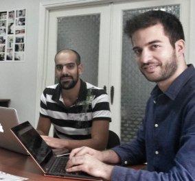 Made in Greece οι Quizdom - Τα Ελληνόπουλα που έγιναν ''βασιλάδες'' των κουίζ: 100.000 download η επιτυχημένη εφαρμογή τους! - Κυρίως Φωτογραφία - Gallery - Video