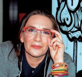 Good News: Columbia & Princeton τίμησαν τη Λίνα Νικολακοπούλου για το στιχουργικό-ποιητικό της έργο! - Κυρίως Φωτογραφία - Gallery - Video