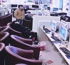 Απίστευτο κι όμως αληθινό - Άρχισε να φτύνει αίμα κι έπεσε νεκρός μετά από 19 ώρες World of Warcraft! (φωτό) - Κυρίως Φωτογραφία - Gallery - Video