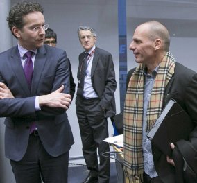 Το κρυφό χαρτί του Βαρουφάκη στο Eurogroup & το υπαρκτό σενάριο της ρήξης με τους εταίρους - Ναι στο δημοψήφισμα! - Κυρίως Φωτογραφία - Gallery - Video
