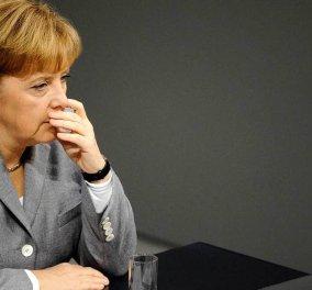 A. Μέρκελ: ''Πολιτικός μας στόχος η διατήρηση της Ελλάδας στην Ευρωζώνη'' - Κυρίως Φωτογραφία - Gallery - Video