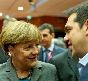 Στο Βερολίνο τη Δευτέρα ο Αλ. Τσίπρας για να συναντήσει την Α. Μέρκελ - Ελπίδες για πολιτική συμφωνία! - Κυρίως Φωτογραφία - Gallery - Video
