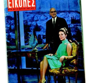 Vintage Pic: Ο Ζολώτας με τη καλλονή Λόλα με φοντο την Ακρόπολη - Ασφαλώς παραπέμπει σε Βαρουφάκη - Στράτου!  - Κυρίως Φωτογραφία - Gallery - Video