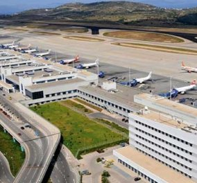 Good News: «Αεροδρόμιο της Χρονιάς» το Ελευθέριος Βενιζέλος - 10 με 30 εκ. επιβάτες υποδέχεται κάθε χρόνο! - Κυρίως Φωτογραφία - Gallery - Video