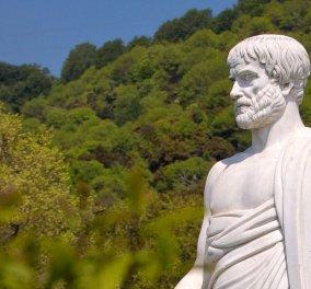 Good News: Πρώτος ο Αριστοτέλης στη λίστα του ΜΙΤ με τους πιο διάσημους ανθρώπους της ιστορίας - Έλληνες κατέχουν άλλες 5 θέσεις στη δεκάδα! - Κυρίως Φωτογραφία - Gallery - Video