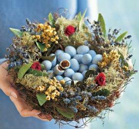 27 εκπληκτικές ιδέες για να φέρετε την άνοιξη και τo Πάσχα στο σπίτι σας (φωτό)  - Κυρίως Φωτογραφία - Gallery - Video