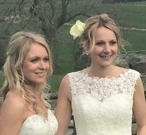 Πασίγνωστη ηθοποιός παντρεύτηκε την αγαπημένη της ανήμερα του Πάσχα των Καθολικών - όλες οι φωτό! - Κυρίως Φωτογραφία - Gallery - Video