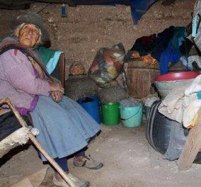 Τι έτρωγε η Φιλομένα που πέθανε στα 117 της χθες; Η υπεραιωνόβια γυναίκα των Άνδεων που έζησε σε 3 αιώνες! - Κυρίως Φωτογραφία - Gallery - Video