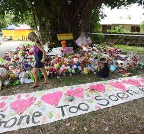 Αυστραλία: Κατεδαφίζεται το σπίτι της ανείπωτης τραγωδίας - Η 38χρονη Ράινα ώπου μαχαίρωσε τα 8 παιδιά! - Κυρίως Φωτογραφία - Gallery - Video
