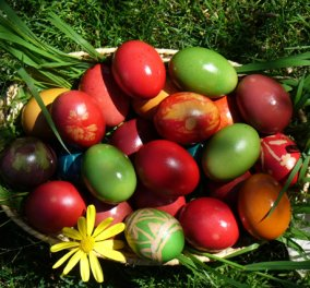 Γιατί βάφουμε κόκκινα αυγά σήμερα Μεγάλη Πέμπτη;  - Κυρίως Φωτογραφία - Gallery - Video