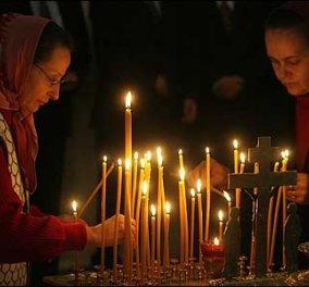 Κάπα Research: Απομακρύνονται από την Εκκλησία οι Έλληνες – Πόσοι πιστεύουν στο μάτι, τον Σατανά & τους εξωγήινους! - Κυρίως Φωτογραφία - Gallery - Video
