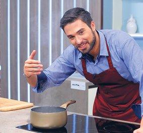 Δημήτρης Δαλιάνης: Ο νέος γόης σεφ είναι από τη Χαλκίδα & ήταν πρωταθλητής στο kayak! - Κυρίως Φωτογραφία - Gallery - Video