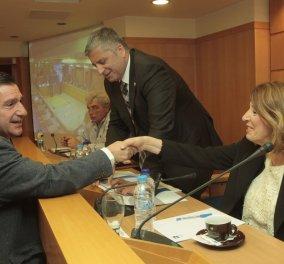 Ρωτήθηκε η Υπουργός: «Πού πάνε οι πρόσφυγες, κυρία Χριστοδουλοπούλου;» - «Δεν ξέρω, εξαφανίζονται» (βίντεο) - Κυρίως Φωτογραφία - Gallery - Video