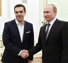 Διαψεύδει το Κρεμλίνο το δημοσίευμα του Spiegel: «Ποια 5 δισ; Δεν συμφωνήσαμε προκαταβολή με την Ελλάδα» - Κυρίως Φωτογραφία - Gallery - Video