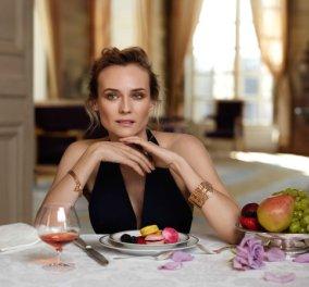 Η αριστοκρατική ομορφιά της Diane Kruger, το νέο πρόσωπο διάσημου κονιάκ σε μια απίθανη φωτογράφιση! - Κυρίως Φωτογραφία - Gallery - Video