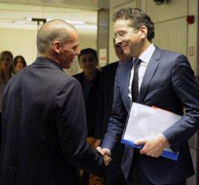 Γ. Βαρουφάκης: ''Πιστεύω ότι είμαστε κοντά σε συμφωνία'' - ''Στον κόσμο του'' απαντά το Spiegel - Κυρίως Φωτογραφία - Gallery - Video