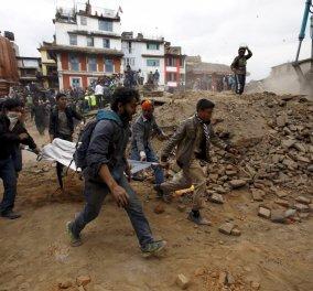Ε. Λέκκας από το Κατμαντού: '' Ο σεισμός στο Νεπάλ 900 φορές μεγαλύτερος από την Κεφαλονιά'' - Κυρίως Φωτογραφία - Gallery - Video
