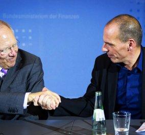 Γερμανικό ΥΠΟΙΚ: ''Νέο συνολικό πακέτο; Δεν ξέρουμε για ποιό πράγμα μιλάτε'' - Κυρίως Φωτογραφία - Gallery - Video