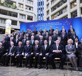 Έκθεση ΔΝΤ: Πιθανή χρεοκοπία της Ελλάδας θα πλήξει τις γειτονικές χώρες - Κυρίως Φωτογραφία - Gallery - Video
