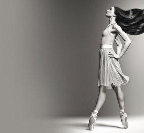 Aυτή η γυναίκα έχει τα ωραιότερα μαλλιά του κόσμου - μελαχρινή μπαλαρίνα με πλούσια λιονταρίσια χαίτη - Κυρίως Φωτογραφία - Gallery - Video