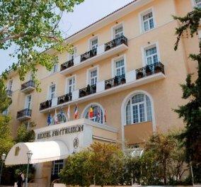 Έκλεισε το ιστορικό ξενοδοχείο Πεντελικόν - Διέκοψε στις 12 το μεσημέρι την λειτουργία μετά από έξωση - Κυρίως Φωτογραφία - Gallery - Video