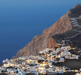 Good News: Travel + Leisure: Φολέγανδρος & Καρδαμύλη στα 25 μυστικά θαύματα της Ευρώπης - Κυρίως Φωτογραφία - Gallery - Video