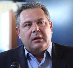 Το Πρωτοχρονιάτικο μήνυμα του Προέδρου των Ανεξάρτητων Ελλήνων Πάνου Καμμένου - Κυρίως Φωτογραφία - Gallery - Video
