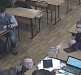 Απίστευτη είδηση κάνει τον γύρο του κόσμου - 17χρονος πέθανε από πλάκα συμμαθητών του μπροστά στα μάτια της καθηγήτριάς τους! (βίντεο) - Κυρίως Φωτογραφία - Gallery - Video