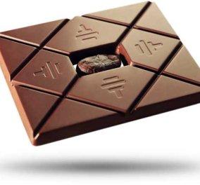 Είστε chocoholis; Για πείτε μας αν θα καταβροχθίζατε με την ίδια ευκολία τη σοκολάτα Το'ak! Μόλις 212 ευρώ για 50 γραμμάρια! Χμμ... - Κυρίως Φωτογραφία - Gallery - Video