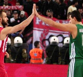 Κύπελλο Ελλάδας Μπάσκετ: Στα... χαρτιά την πρόκριση ο Ολυμπιακός!  - Κυρίως Φωτογραφία - Gallery - Video