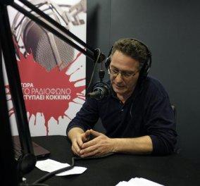 ''Μ@λ@κ@'' αποκάλεσε τον Αντ. Σαμαρά ο δημοσιογράφος Κ. Αρβανίτης - Στα άκρα η πολιτική κόντρα 15 ημέρες πριν τις εκλογές - Ν.Δ: Διώξτε τον τώρα από το ραδιόφωνό σας! - Κυρίως Φωτογραφία - Gallery - Video